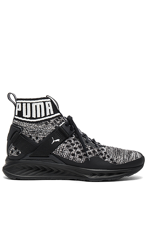Puma Select Ignite Evoknit in Black. - size 10.5 (also in 11,7,8.5,9,9.5)