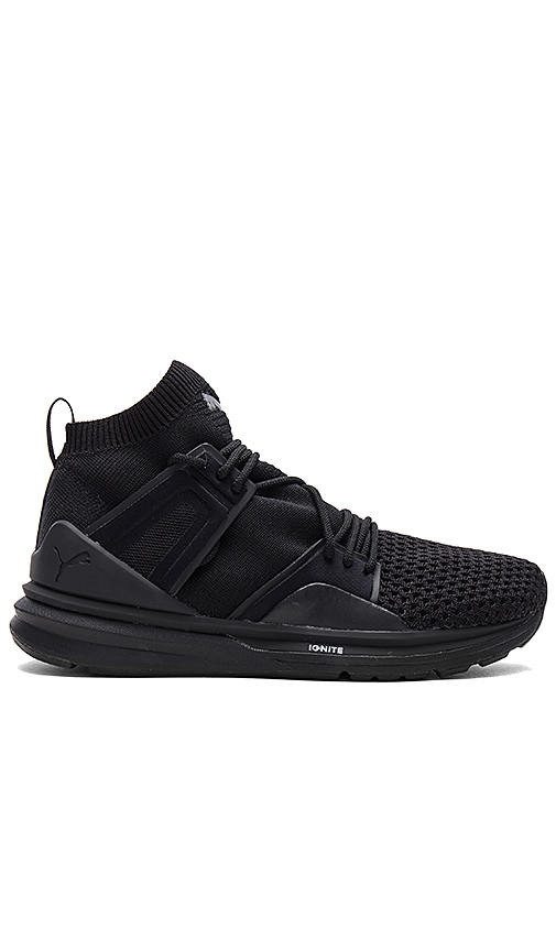 Puma Select B.O.G Limitless Hi evoKNIT in Black. - size 11 (also in 10,10.5,12,7,7.5,8,8.5,9,9.5)