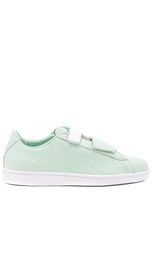 Puma Select x Daily Paper Match Strap in Mint. - size 10 (also in 10.5,11,12,13,7,7.5,8,8.5,9,9.5)