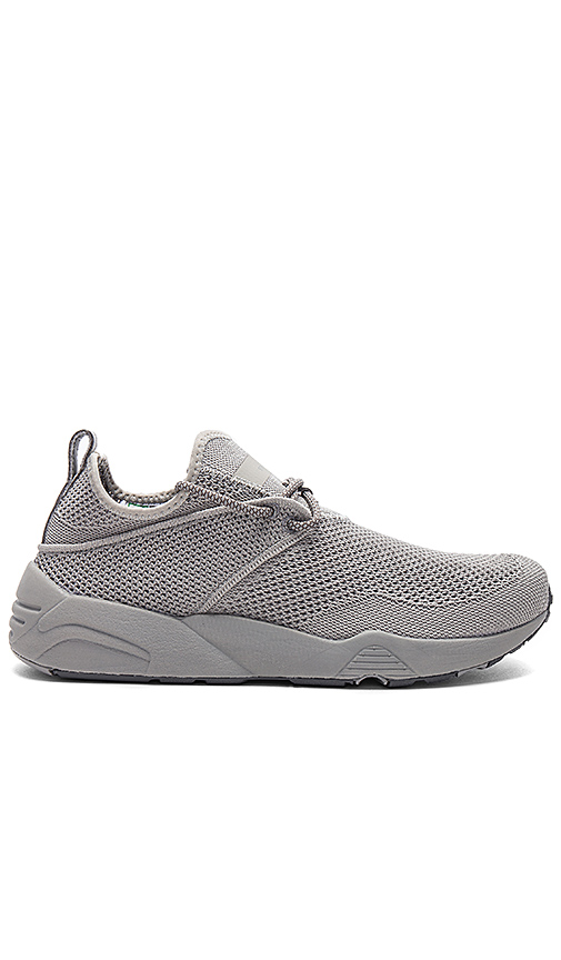 Puma Select x Stampd Trinomic Woven in Gray. - size 10 (also in 10.5,11,12,7,7.5,8,8.5,9.5)