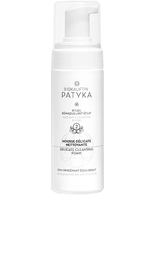 Patyka Delicate Cleansing Foam in Beige.