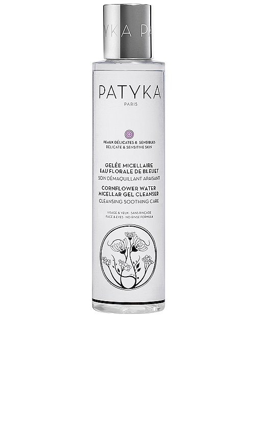 Patyka Cornflower Water Micellar Gel Cleanser.