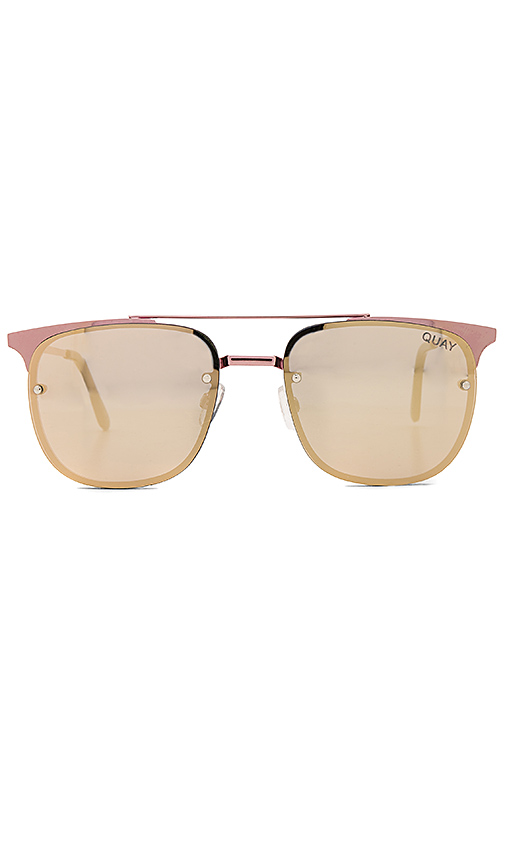 Quay Private Eyes in Blush