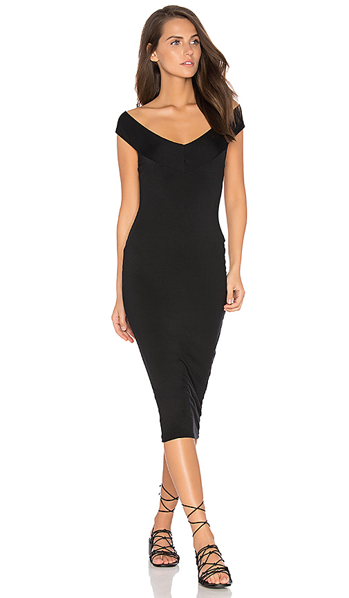Rachel Pally Sammie Dress in Black