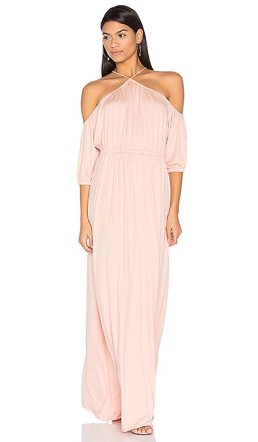 Rachel Pally Zia Dress in Peach