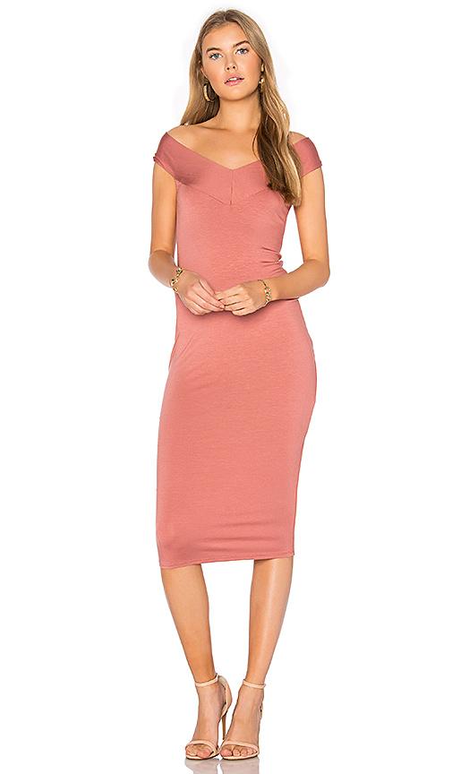 Rachel Pally Sammie Dress in Rose