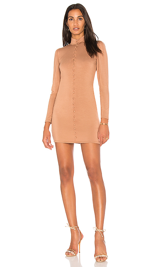 Rachel Pally Elowen Dress in Tan
