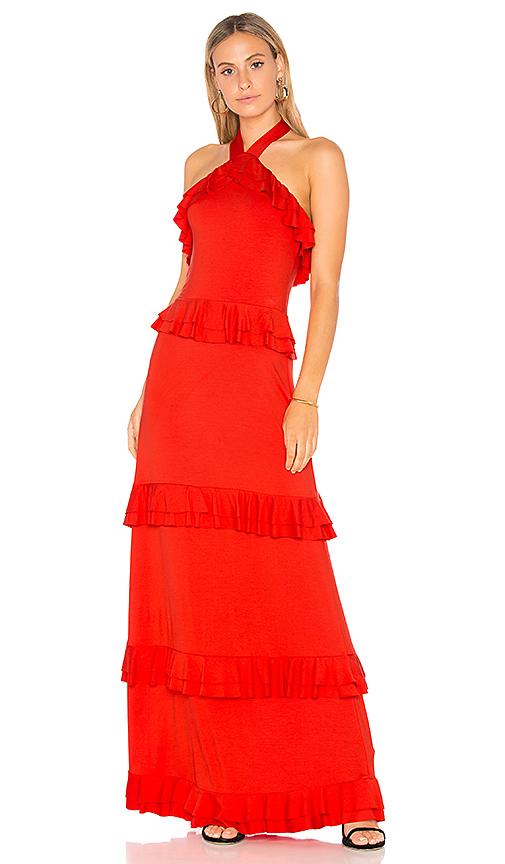 Rachel Pally Adria Dress in Red
