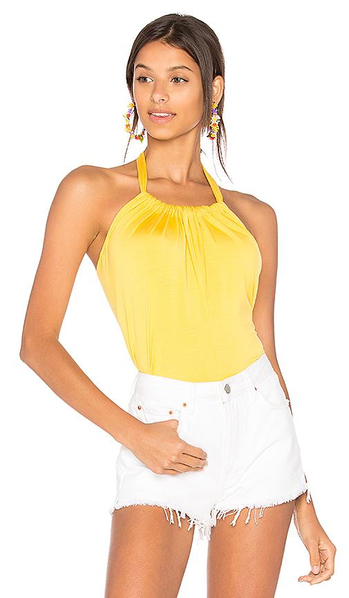 Rachel Pally Bettie Top in Yellow