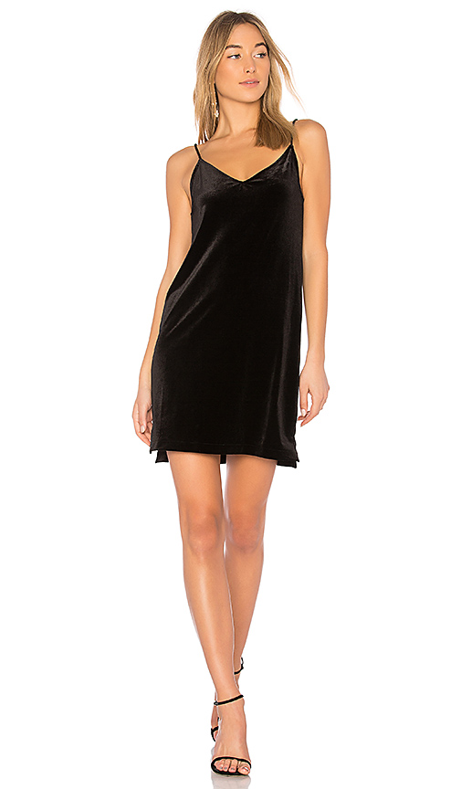 rag & bone/JEAN Amber Dress in Black
