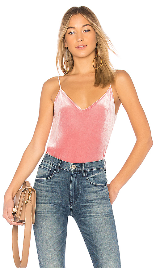 Photo of rag & bone/JEAN Amber Cami in Pink - shop rag & bone/JEAN tops sales
