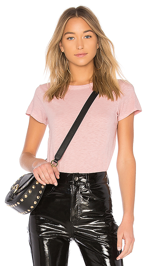 rag & bone/JEAN The Tee in Pink