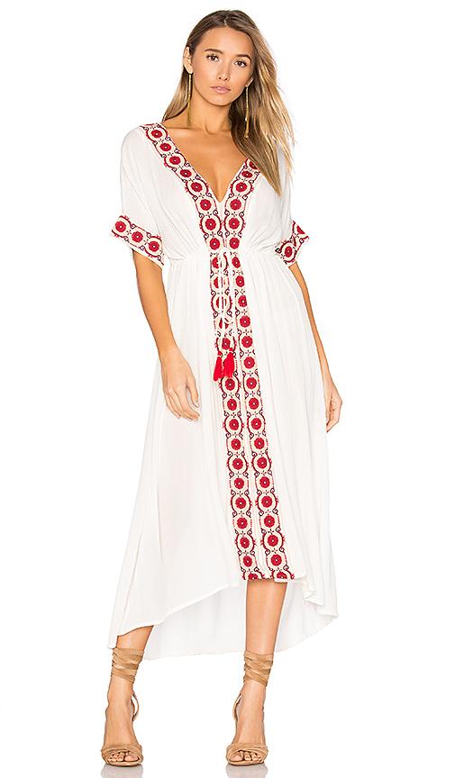 Raga Isadora Dress in White