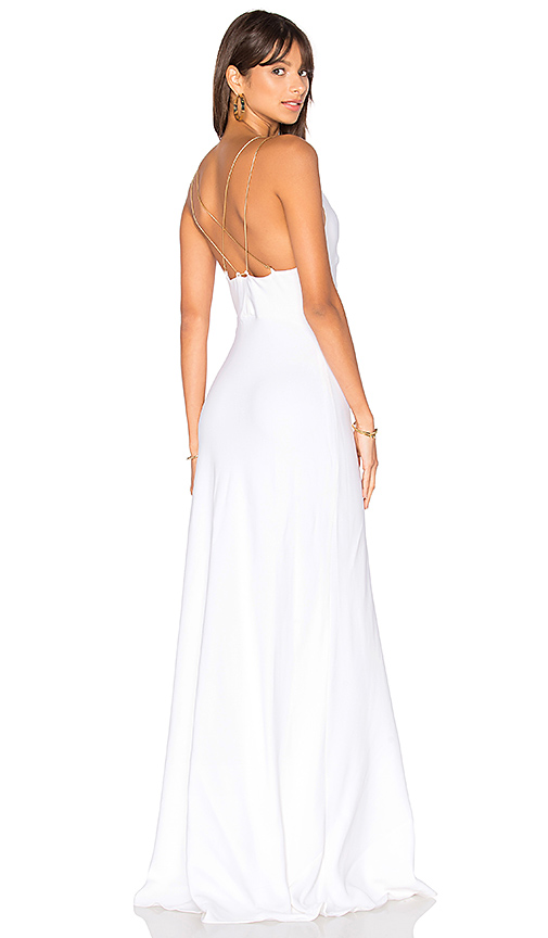 RAMY BROOK Chantel Gown in White