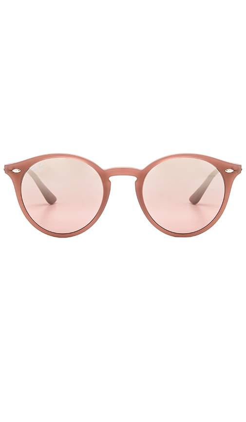 Ray-Ban Round Classic in Mauve