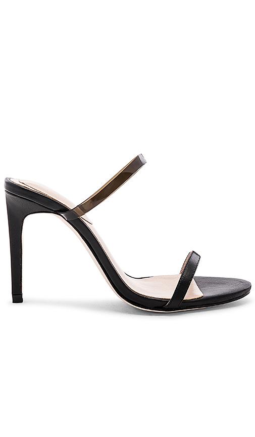RAYE Liana Heel in Black