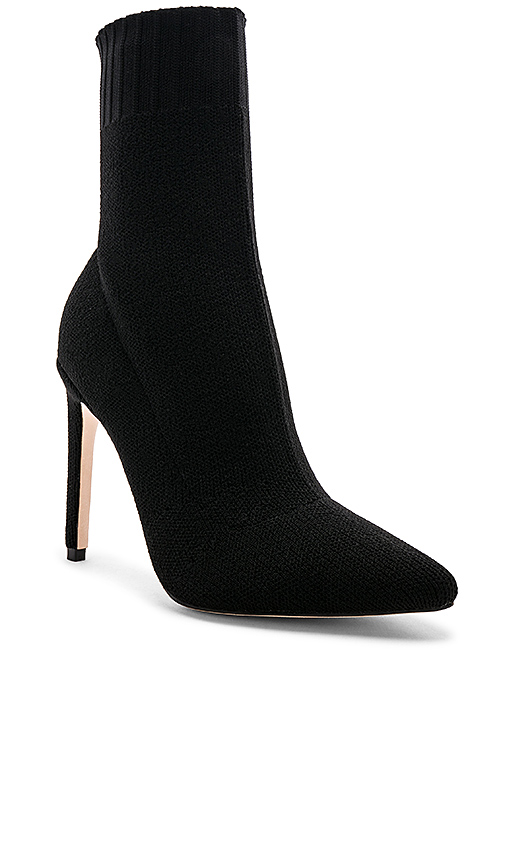 RAYE Delta Booties in Black