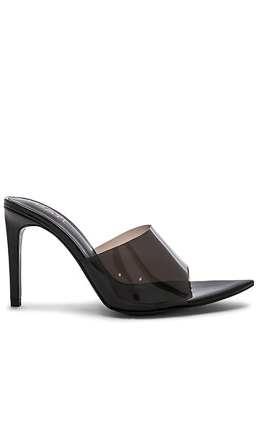 RAYE Oliver Heel in Black