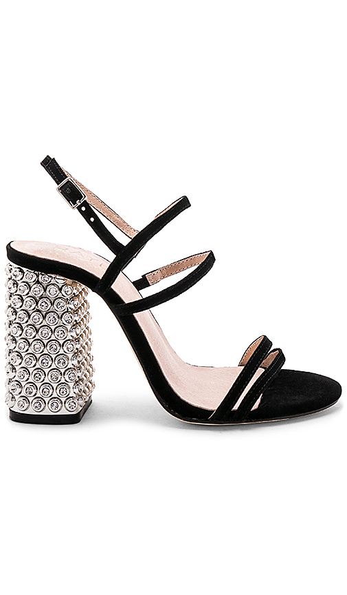 RAYE Marmont Heel in Black