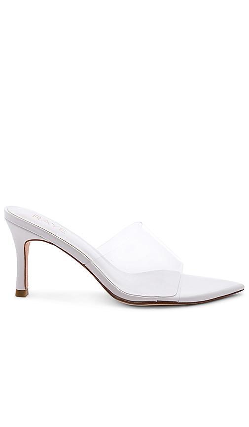 RAYE Evan Heel in White