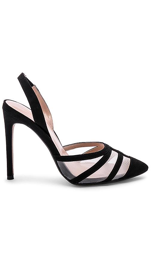 RAYE Sphinx Heel in Black
