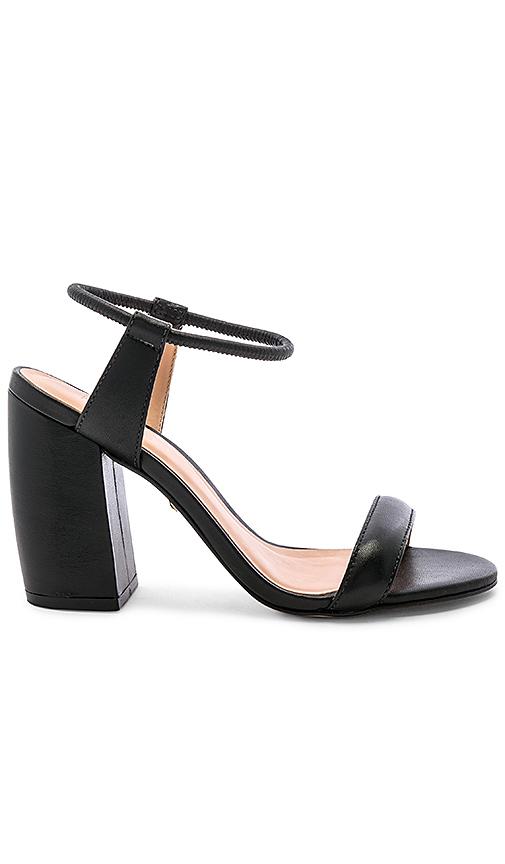 RAYE Clutch Heel in Black