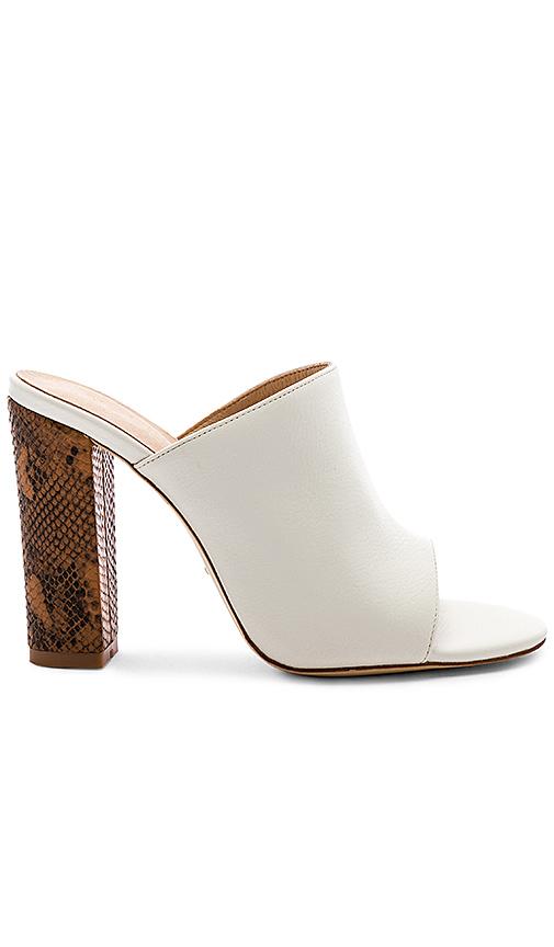 RAYE Boa Heel in White