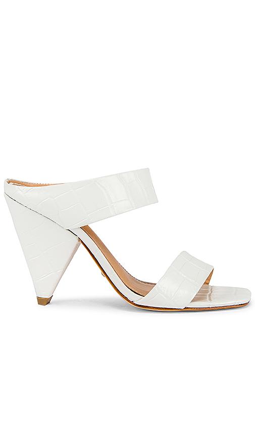 RAYE Gaze Heel in White