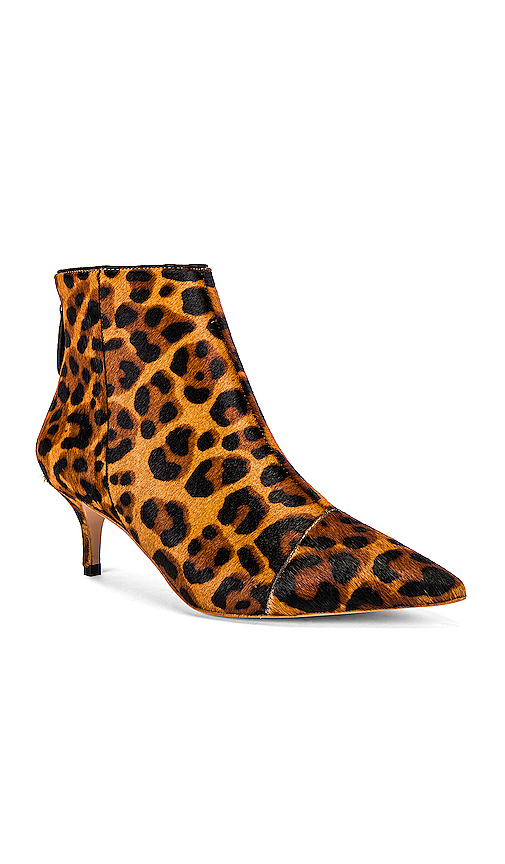 RAYE Force Bootie in Brown
