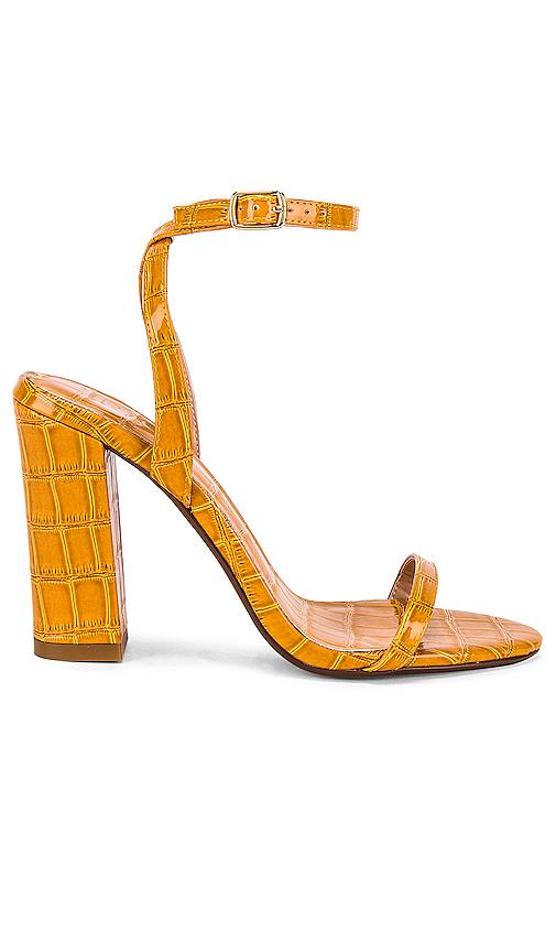 RAYE Valerie Heel in Mustard. - size 8 (also in 10,5.5,6,6.5,7,7.5,8.5,9,9.5)