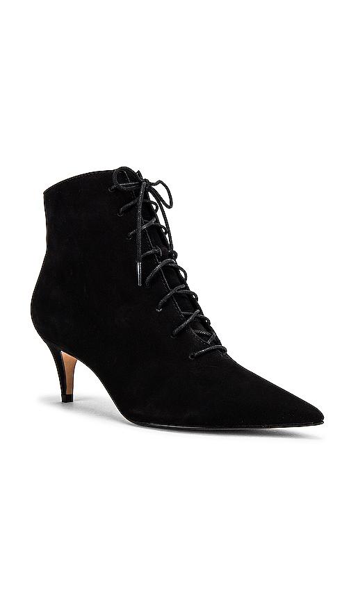 RAYE Elodie Booties in Black