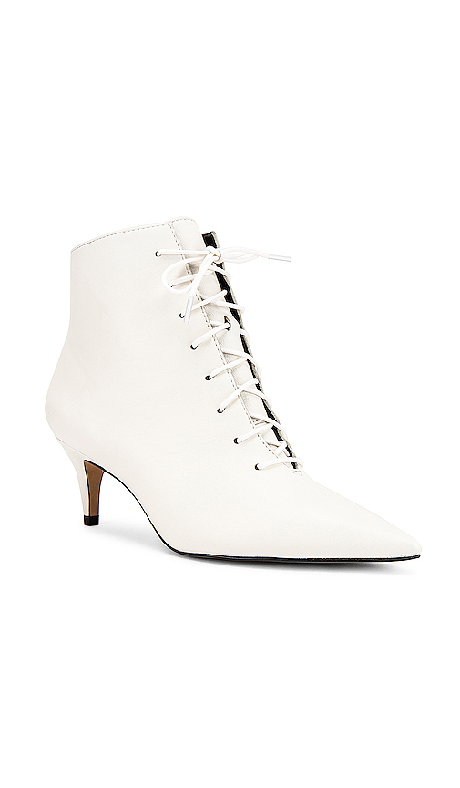 RAYE Elodie Bootie in White