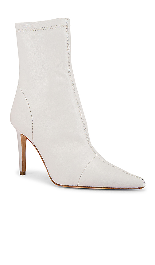 RAYE Bevy Bootie in White