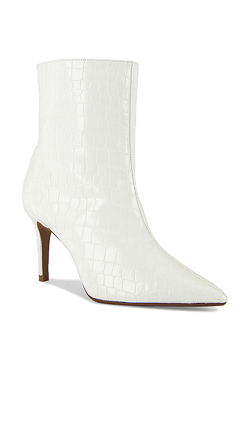 RAYE East Bootie in White