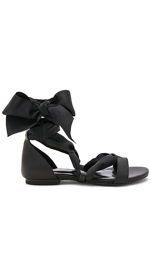Photo of RAYE x REVOLVE Ami Sandal in Black - shop RAYE shoes sales