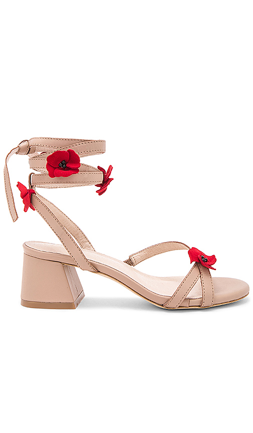RAYE Cassia Sandal in Taupe