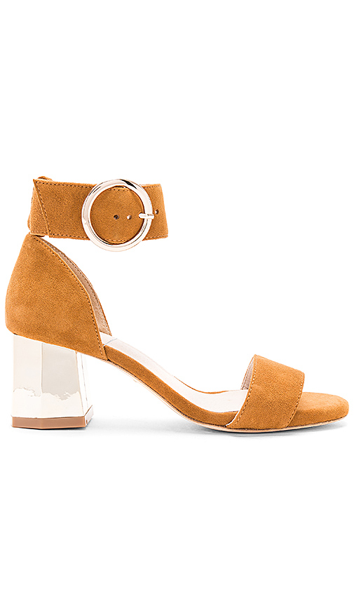 RAYE Lane Heel in Cognac