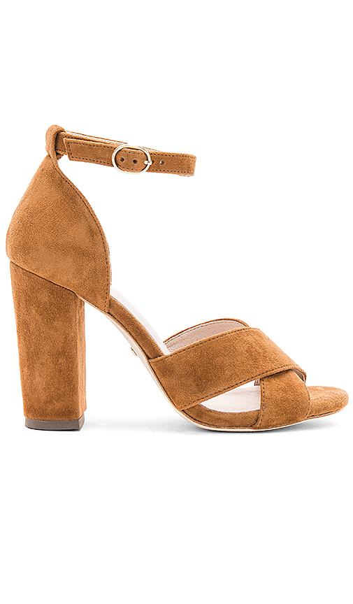 RAYE Baker Heel in Cognac