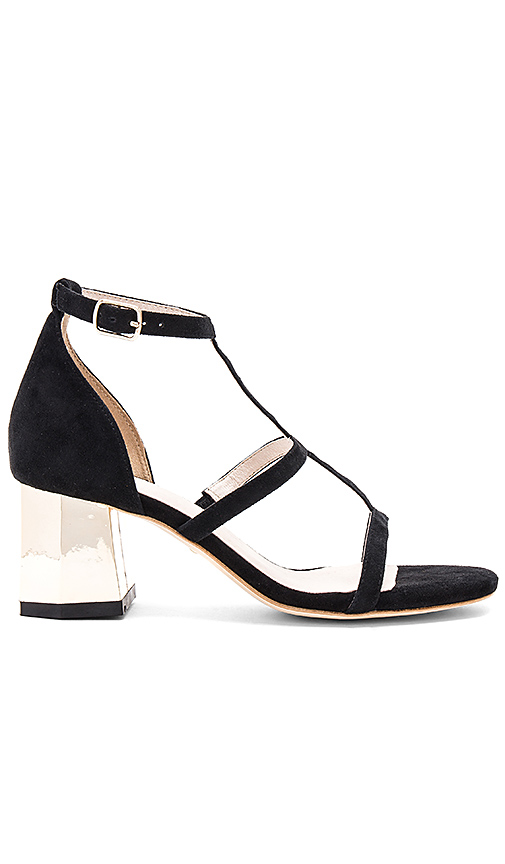RAYE Caleb Sandal in Black