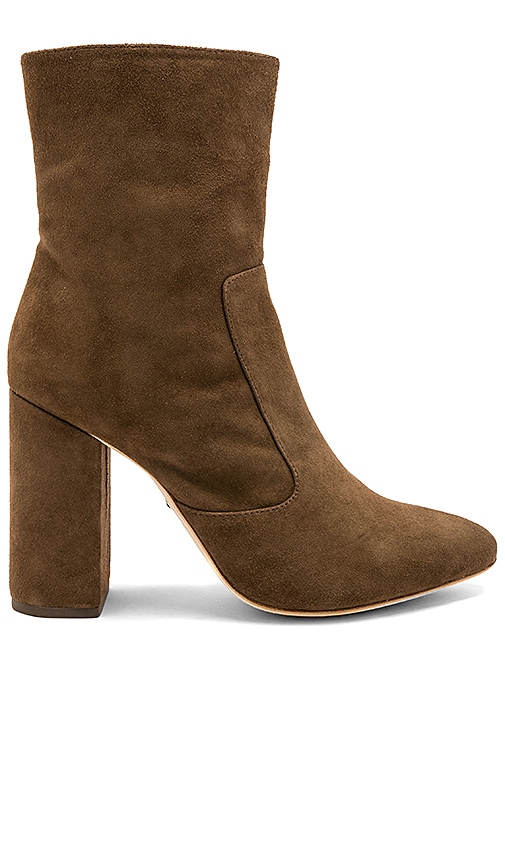 RAYE Florence Bootie in Brown