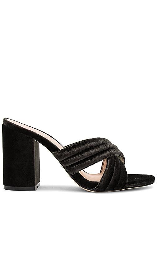 RAYE Bella Mule in Black