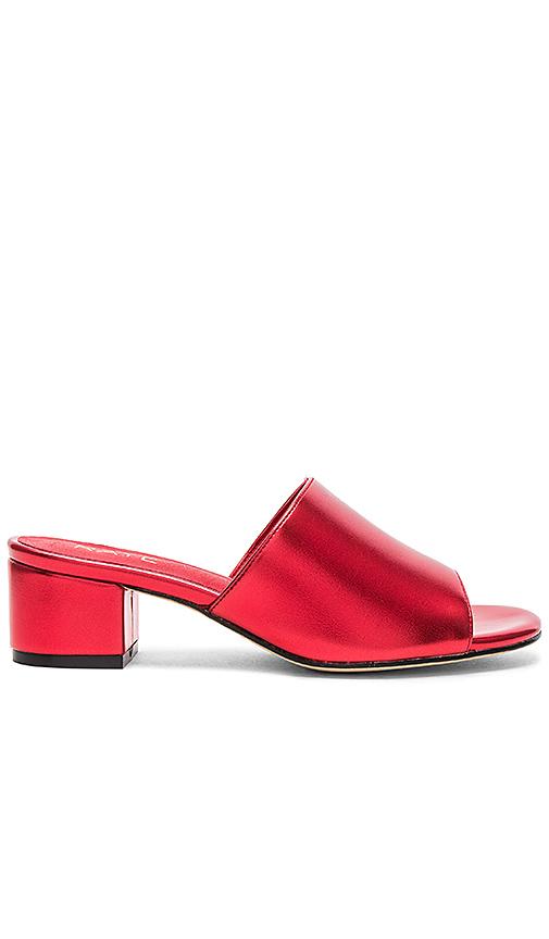 RAYE Cara Mule in Red