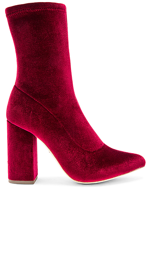 RAYE Faris Bootie in Red
