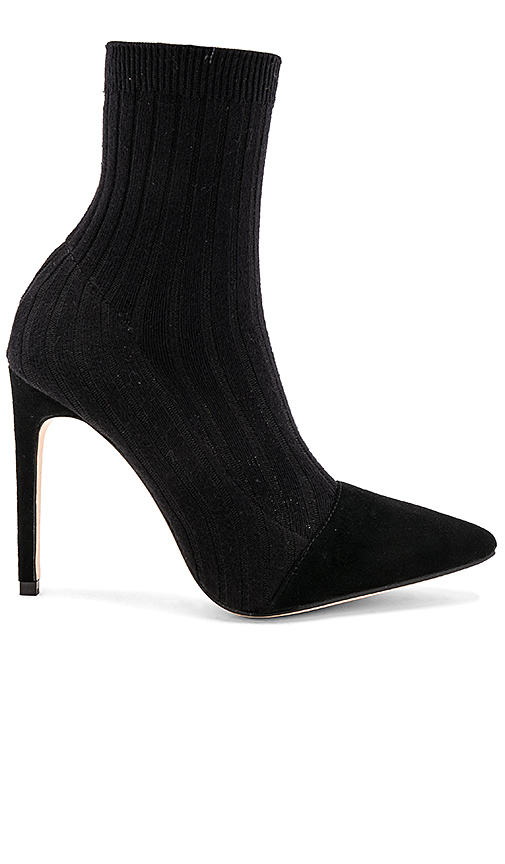RAYE Collins Sock Bootie in Black