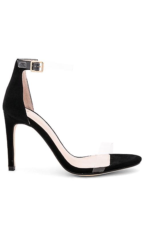RAYE x REVOLVE Jameson Heel in Black
