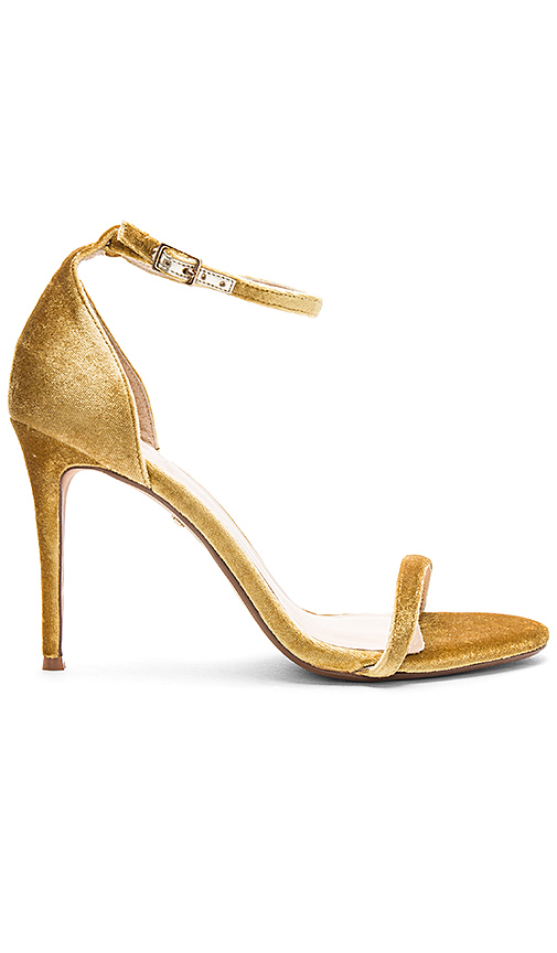 RAYE Blake Heels in Yellow. - size 10 (also in 5.5,6,6.5,7,7.5,8,8.5,9,9.5)