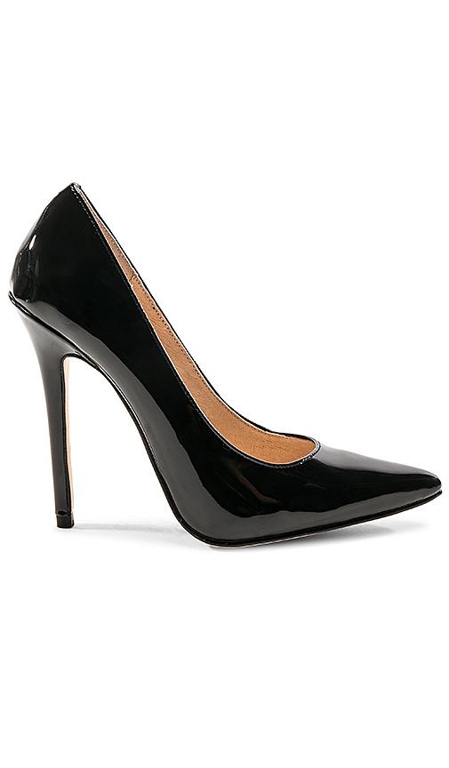 RAYE Raven Heel in Black