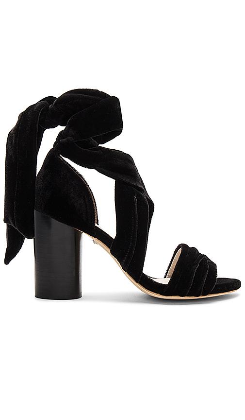 RAYE Mia Heel in Black
