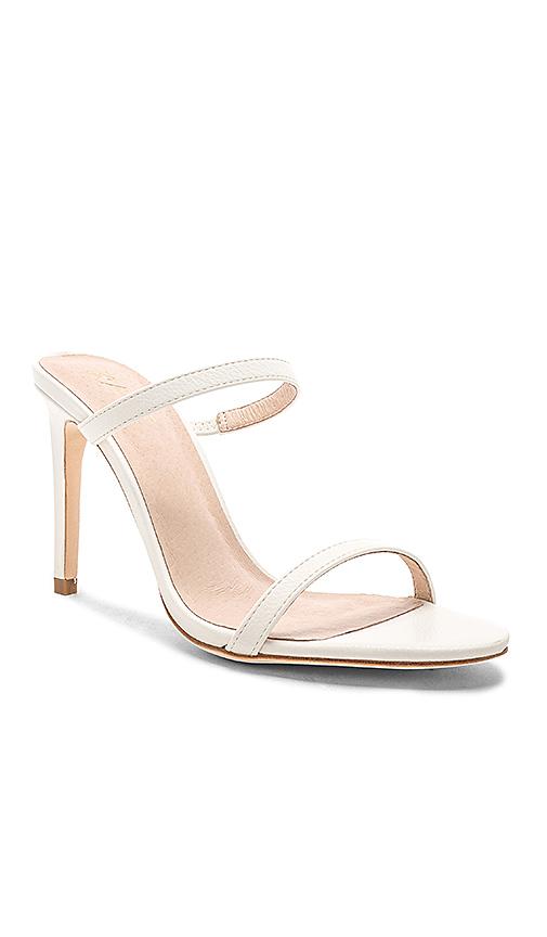 RAYE Nina Heel in White