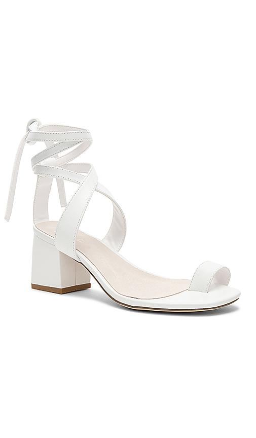 RAYE Kepner Sandal in White